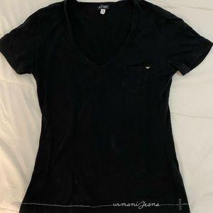 Armani Basic Tee-Shirt